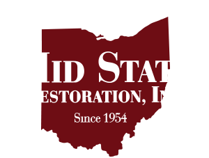 Mid State Restoration, Inc Logo